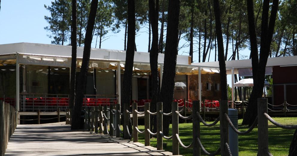 Parque urbano de São Lourenço